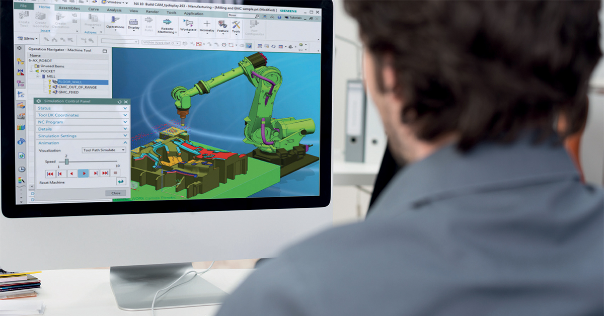 NX for Manufacturing (CAM)