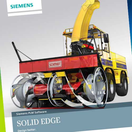 SOLID EDGE DESIGN BROCHURES